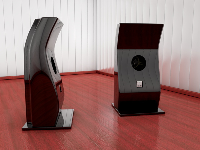Fullrange High End Loudspeaker